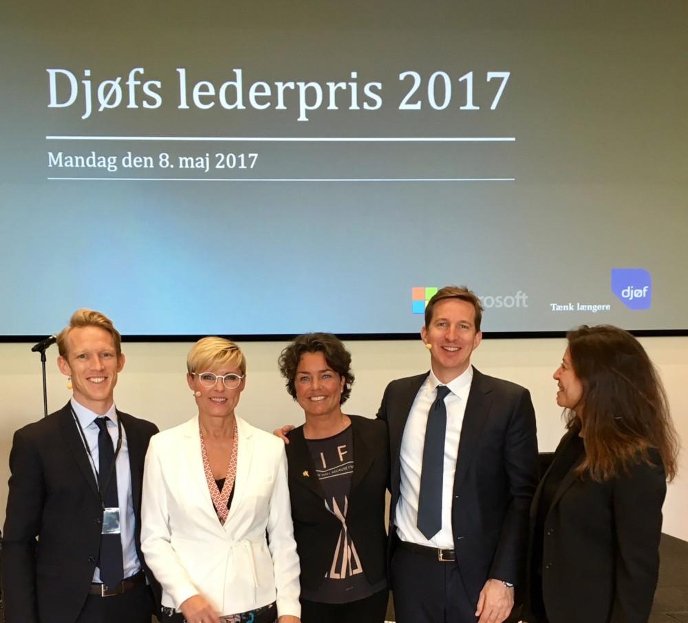 Djøfs lederpris 2017
