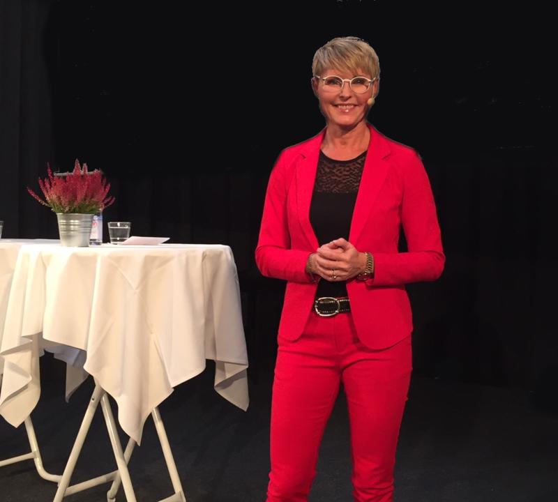 Foredrag ved Line Baun Danielsen